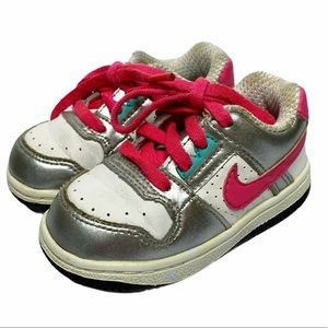 Nike | Little Delta Force Low Toddler Sneakers